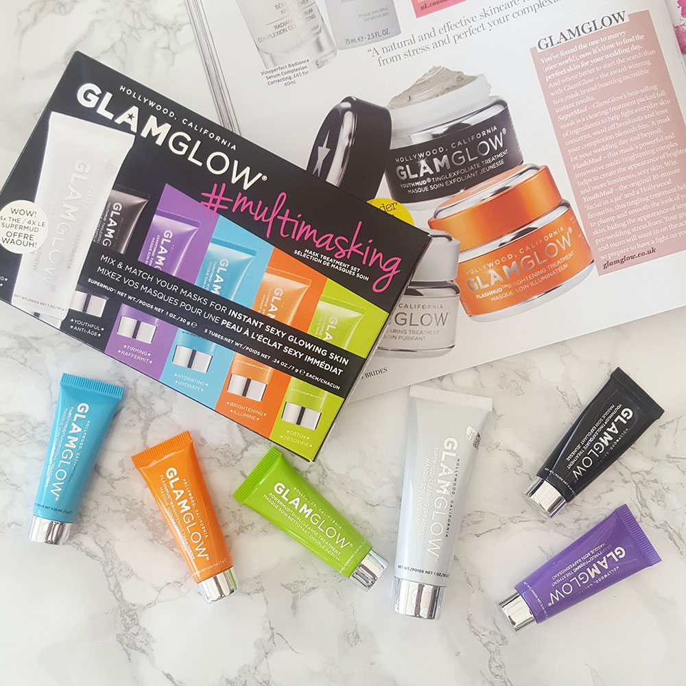HAVE YOU TRIED THE GLAMGLOW MASKS?