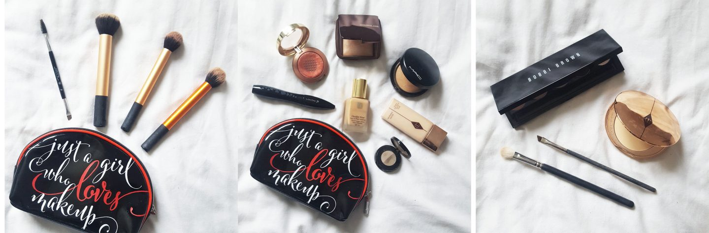 WHAT'S IN MY PERSONAL MAKEUP BAG?