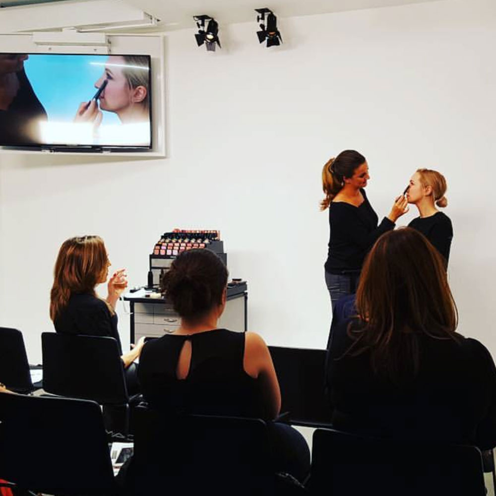 bobbi brown pro bridal masterclass