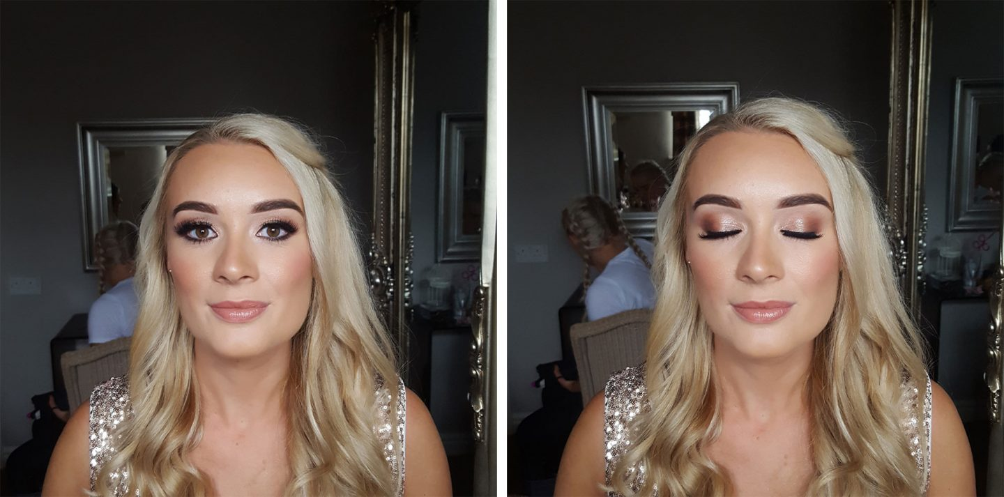 GET THE LOOK CREATE A ROSE GOLD SMOKEY EYE