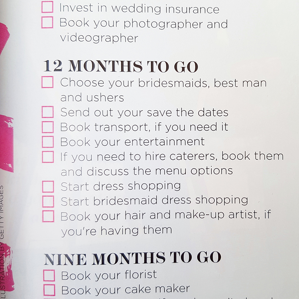 WHEN TO BOOK YOUR BRIDAL MAKEUP ARTIST
