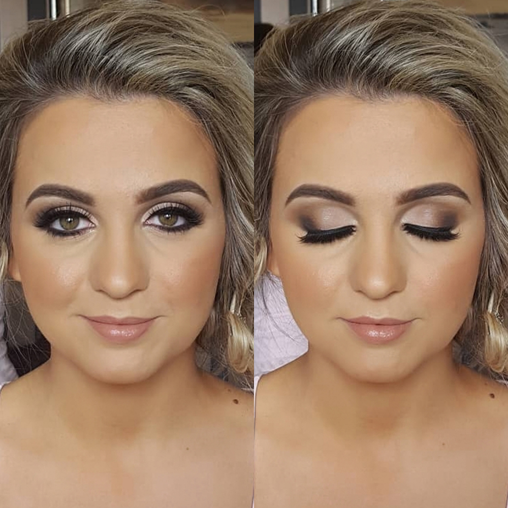 GET THE LOOK MATTE SMOKEY EYE