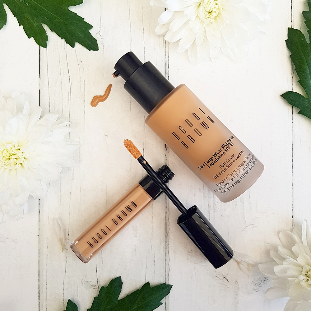 BOBBI BROWN HAUL FIRST IMPRESSIONS