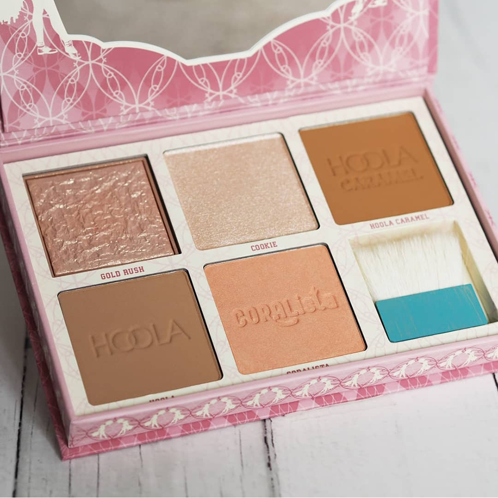 BENEFIT CHEEKLEADERS - THE MUST HAVE PALETTE
