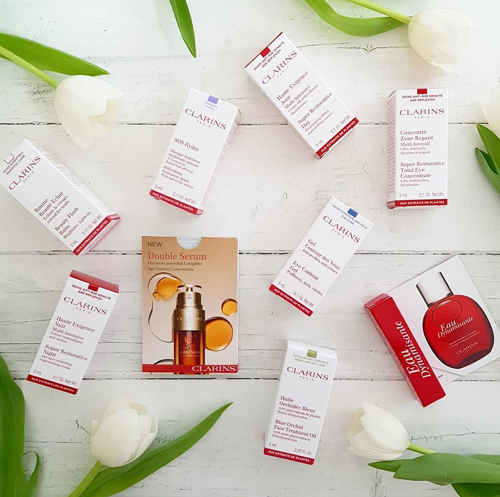CLARINS REVISITED - 20 YEARS LATER